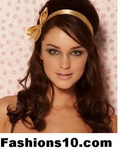 Fifties Hairstyle by Fifties Hairstyles For Hair