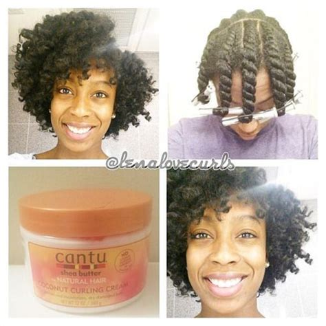 Hairstyles For Hair Twist Out With Perm by Flat Twistout W Cantu Coconut Curling