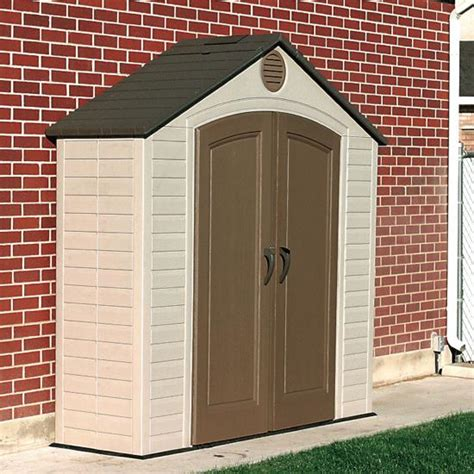 Lifetime Shed 60057 by Lifetime 174 Outdoor Storage Shed 8 X 5 Flaghouse