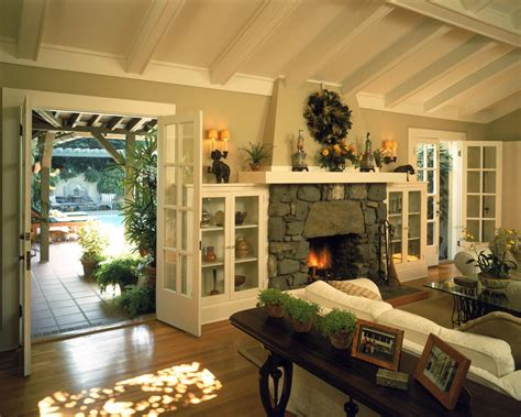 rustic cottage living room photo page hgtv