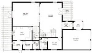 Layout Floor Plan the villa mazaya type a3 floor plan