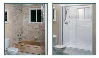 convertire vasca in doccia bathroom remodel ta ta bath remodeling
