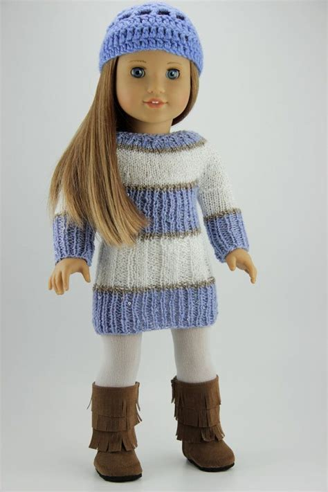 18 inch doll clothes knitting patterns free 500 best images about crochet knit for 18 quot ag doll on
