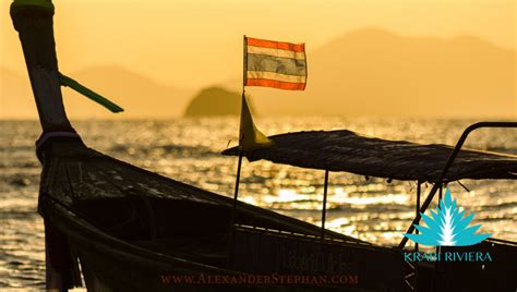 bangkok to krabi by boat tat promoting sightseeing by boat to krabi and other