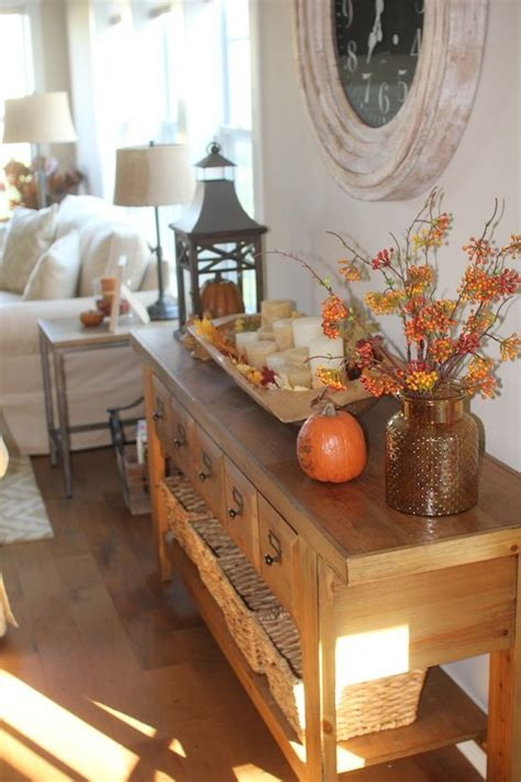 decorated living room ideas 29 cozy and inviting fall living room d 233 cor ideas digsdigs