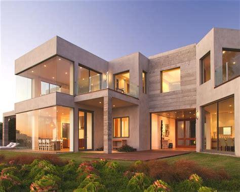 modern seaside estate residence in malibu hiconsumption