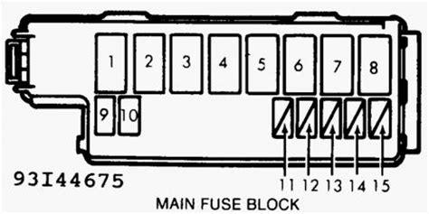 ford probe location  fuel pump relay