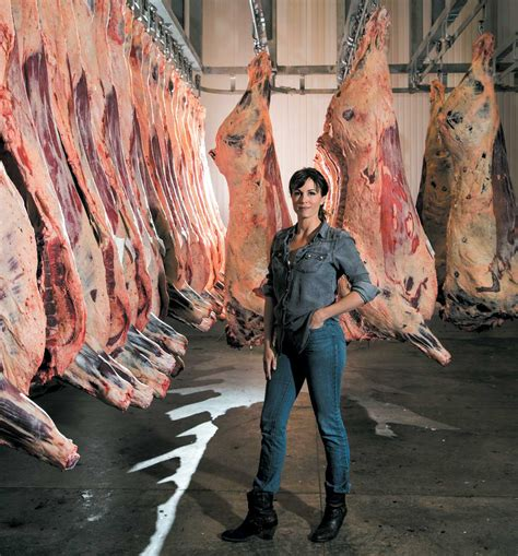 Modern Rancher meet anya fernald the first lady of livestock modern farmer