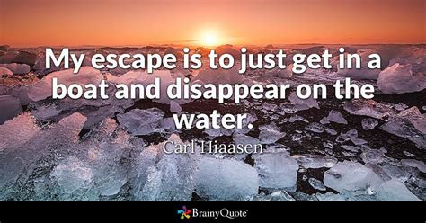 row boat meaning in urdu carl hiaasen my escape is to just get in a boat and