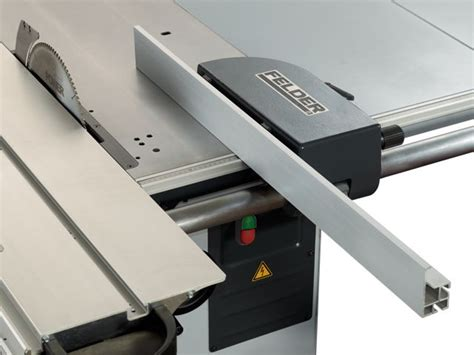 felder woodworking machines from format sliding