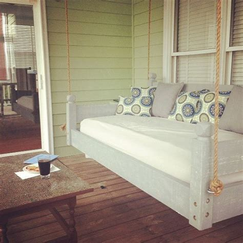 porch swing bed mattress 17 best ideas about porch swing beds on pinterest porch