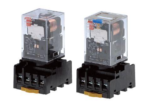 Mk 25a r罅 le trung gian relay my2n my4n ly2n ly4n mks