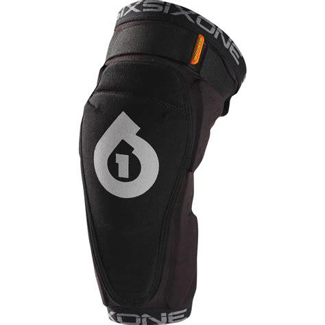 Knee Protector Sixsixone sixsixone rage knee guard armour bikehobby