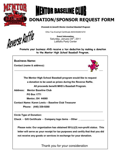 Baseball Donation Letter Youth Baseball Fundraising Letter Search Great Ideas Fundraising Letter