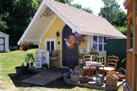 Storybook Cabins by Showcase Sheds Tiny House Tiny House