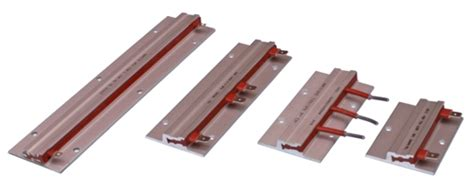 resistors with heat sink hsf danotherm a s
