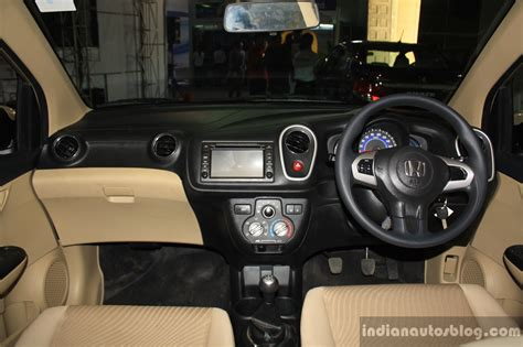 Honda Mobilio Interior by Honda Mobilio Interior At The Nada Auto Show Nepal