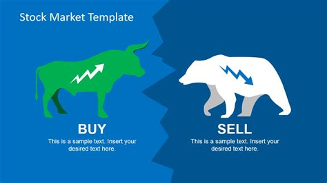 stock powerpoint templates stock market powerpoint template slidemodel