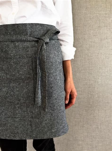 sewing bee apron shop apron tutorial purl soho great sewing and craft