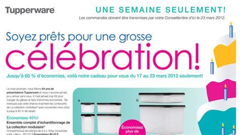Tupperware Celebration Set tupperware celebration up to 60 allsales ca