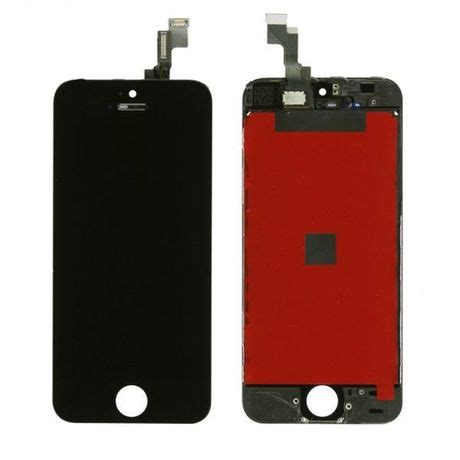 Lcd Iphone 5s Ori ecran lcd et vitre tactile iphone 5s lapommediscount