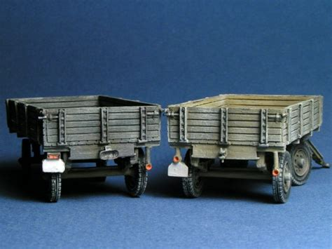 trailer german german 2 5t trailer