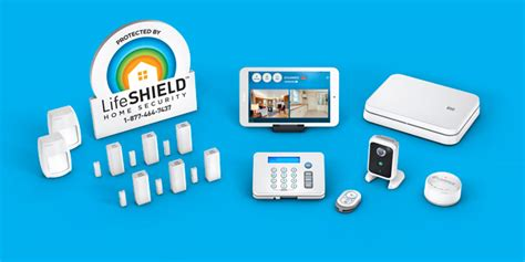 buy home security systems wireless alarms lifeshield