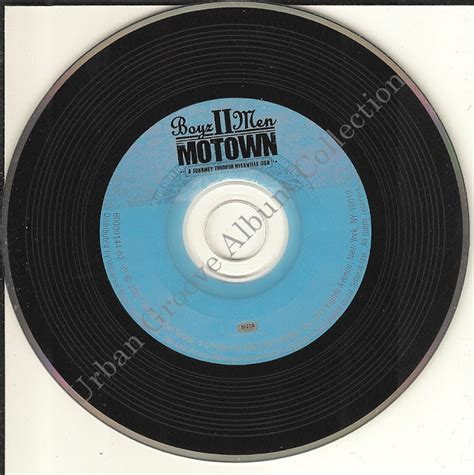 Cd Boyz Ii Motown Hitsville Usa boyz ii motown a journey through hitsville usa 2007 r b groove album