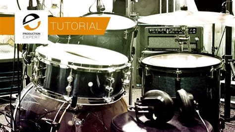 drum tutorial tom production expert music creation and audio production