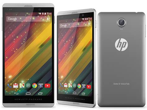 HP India launches the 6 inch Slate 6 VoiceTab II