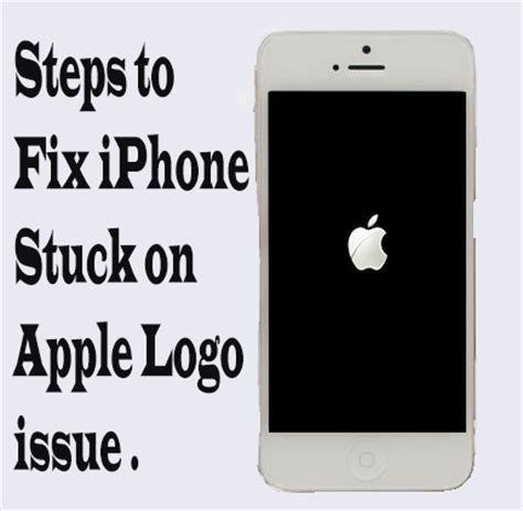fix  iphone stuck  apple logo iphone gs