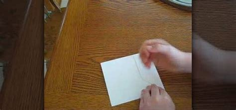 How To Make A Wallet Out Of Paper - how to make a paper wallet with printer paper 171 papercraft