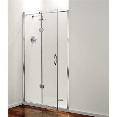 Corner Bathroom Vanity Ideas coram frameless premier hinged shower door left hand