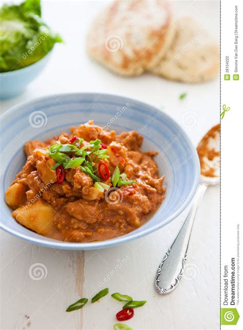 curry payment plan chicken curry stock photography image 28104222