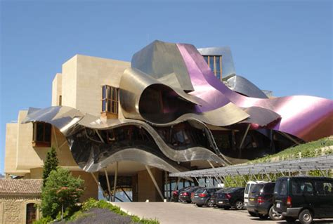 if frank gehry made sand castles 10 photos 171 twistedsifter frank gehry city of wine complex marques de riscal hotel