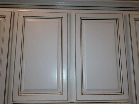 white with brown glaze kitchen cabinets by liberty usa