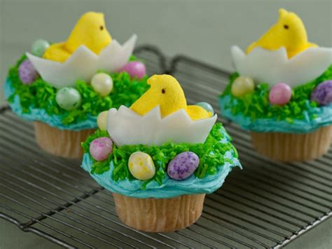 How To Make Chocolate Decorations At Home by Cute Easter Cupcakes Food Network