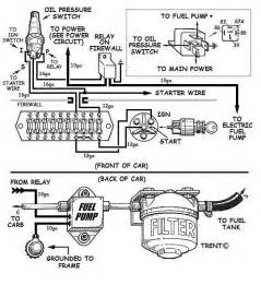 wiring an electric fuel diagram