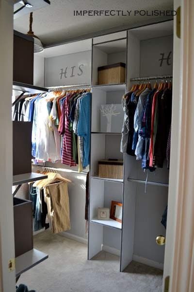 Build Out Closet by How To Build Custom Closet Shelving