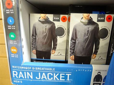 paradox mens rain jacket