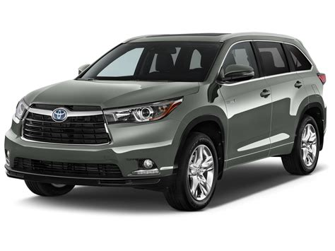 Rick Collins Toyota Sioux City Iowa New 2016 Toyota Highlander Hybrid Limited Platinum Near