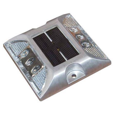 boat dock solar lights made solar led aluminum dock light marine