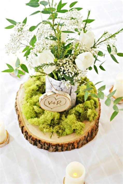 table number centerpieces 37 wedding centerpiece and table number ideas gac