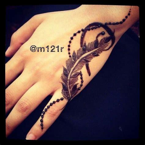 henna tattoo feather мехенди подборка идей nebka ru