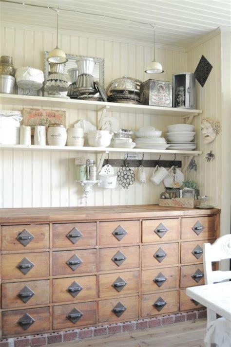 mobilier cuisine vintage le meuble apothicaire cr 233 e un style d 233 coratif