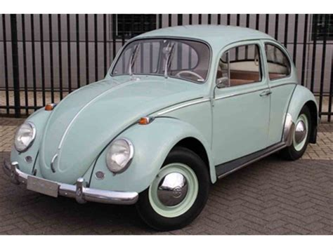1965 Volkswagen Beetle For Sale Classiccars Com Cc 972389