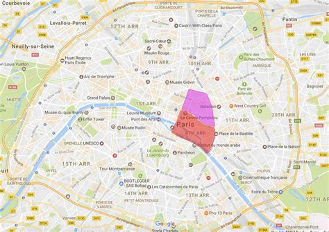 sections of paris where to stay in paris neighborhood guide guide to