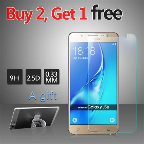 Tempered Glass Warna Samsung Galaxy J510 J5 2016 Colour 웃 유screen protector tempered glass for for samsung
