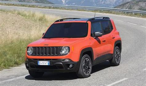 Jeep Renegade News New 4x4 Jeep Renegade Car Review Cars Style
