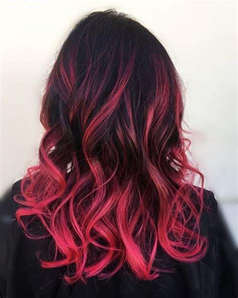 ambre color 39 top ombre hair color ideas trending for 2018